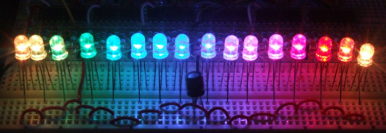 112 lights Projects - Arduino Project Hub