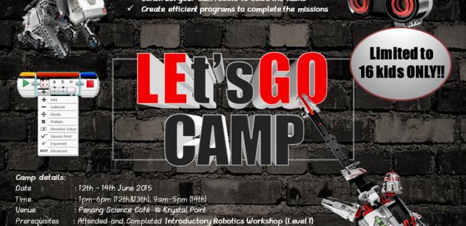 LEGO CAMP3